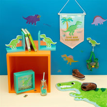 Load image into Gallery viewer, Sass & Belle Roarsome Dinosaur Book-Ends - Say It Baby