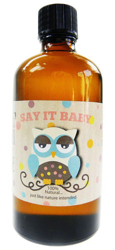 Say It Baby Deep Sleep Baby Bath and Massage Oil - Say It Baby