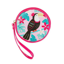 Load image into Gallery viewer, Sass & Belle Tiki Toucan Coin Purse - Say It Baby