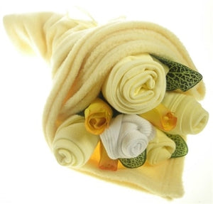 Say It Baby - Traditional Baby Lemon Clothes Bouquet - Say It Baby