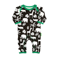 Load image into Gallery viewer, Toby Tiger Organic Jungle Romper - Say It Baby