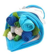 Load image into Gallery viewer, Say It Baby Traditional Turquoise Baby Bouquet Bundle - Say It Baby
