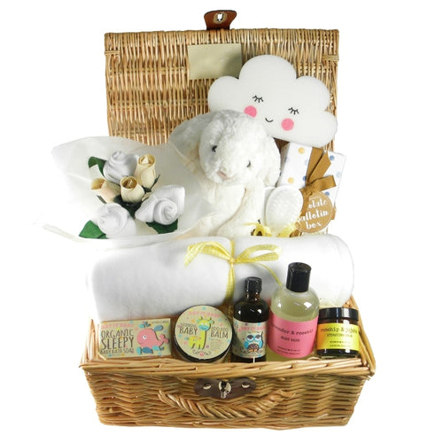 New Arrival Unisex Baby Hamper - Say It Baby