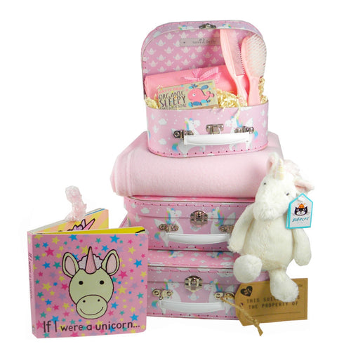 Limited Edition Unicorn Baby Gift Set - Say It Baby