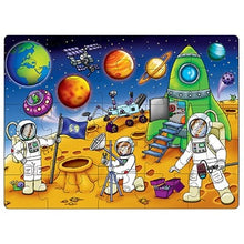 Load image into Gallery viewer, Learn about space in this fun cosmic jigsaw puzzle by Orchard Toys!