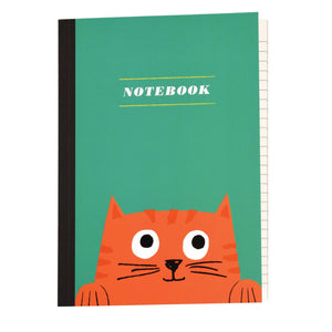 Chester the Cat Notebook A5 - Say It Baby