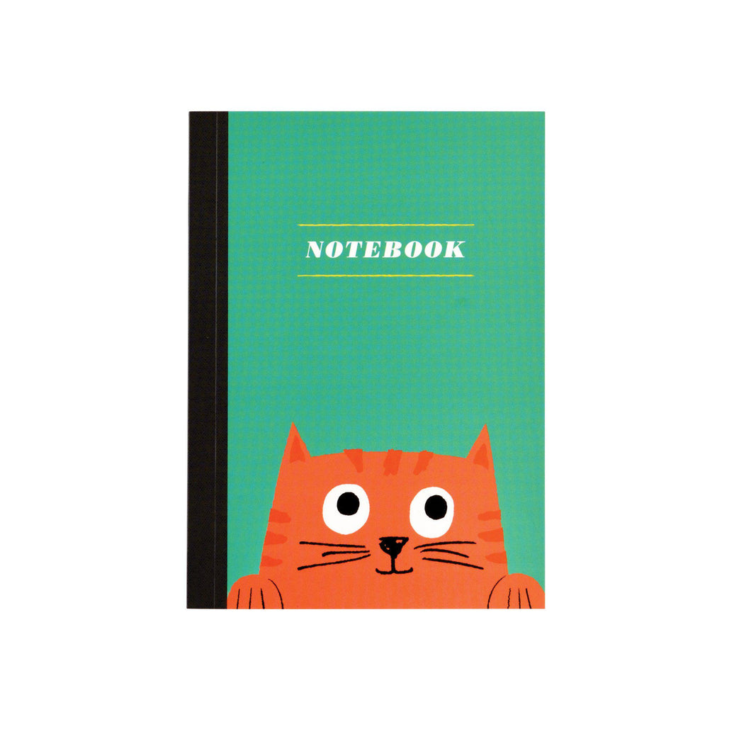 Chester the Cat Notebook A6 - Say It Baby