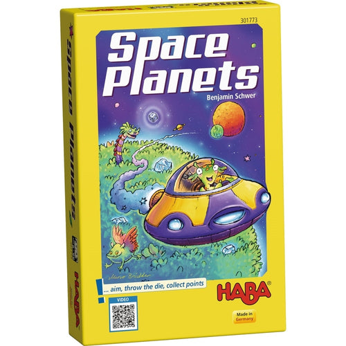 Haba Space Planets - Say It Baby