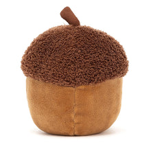 Load image into Gallery viewer, Jellycat amuseable acorn soft toy - the perfect autumnal companion