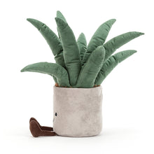 Load image into Gallery viewer, Jellycat Amuseable Aloe Vera Big - side