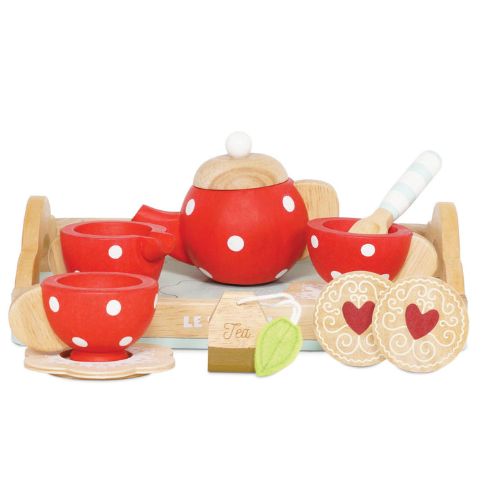 Le Toy Van Honeybake Tea Set - Say It Baby