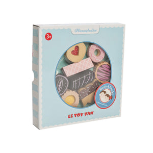Le Toy Van Biscuit and Plate Set in box