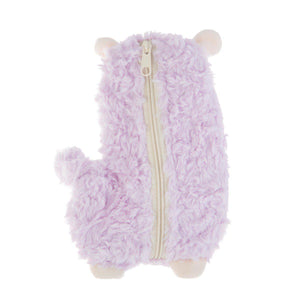 Sass & Belle Gala Llama Fluffy Pencil Case - Say It Baby