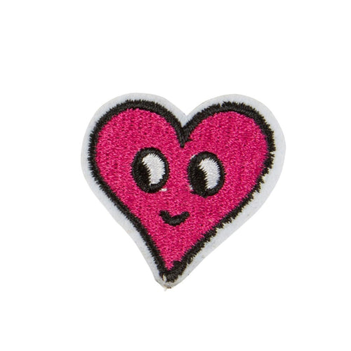 Sass & Belle Iron on Patch - Heart - Say It Baby