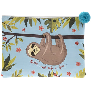 Sloth Pouch - Say It Baby