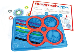 Spriograph Cyclex Sprial Drawing Tool Set