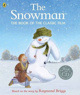The Snowman Book and CD