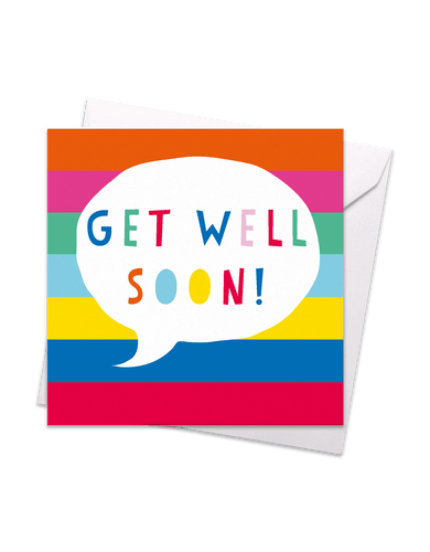 Get Well Soon Card - Say It Baby