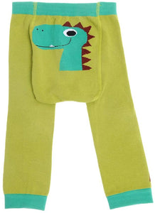 Ziggle Dino Des Baby Leggings - Say It Baby