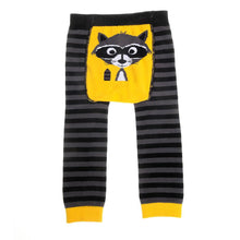 Load image into Gallery viewer, Ziggle Ricky Racoon Baby Leggings - Say It Baby