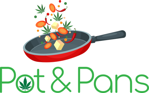 Pot and Pans Cannabinoids Infused Meal Kits
