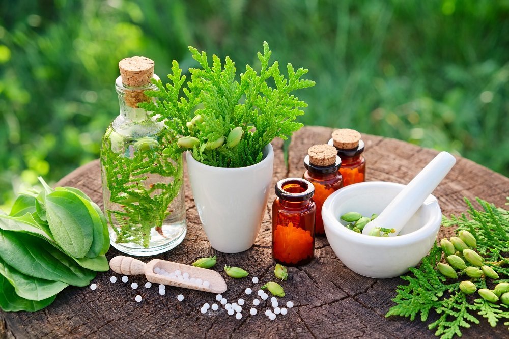 Herbal Medicine Consultation - Initial Intake