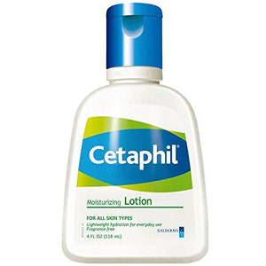 Cetaphil Moisturizing Lotion 4oz