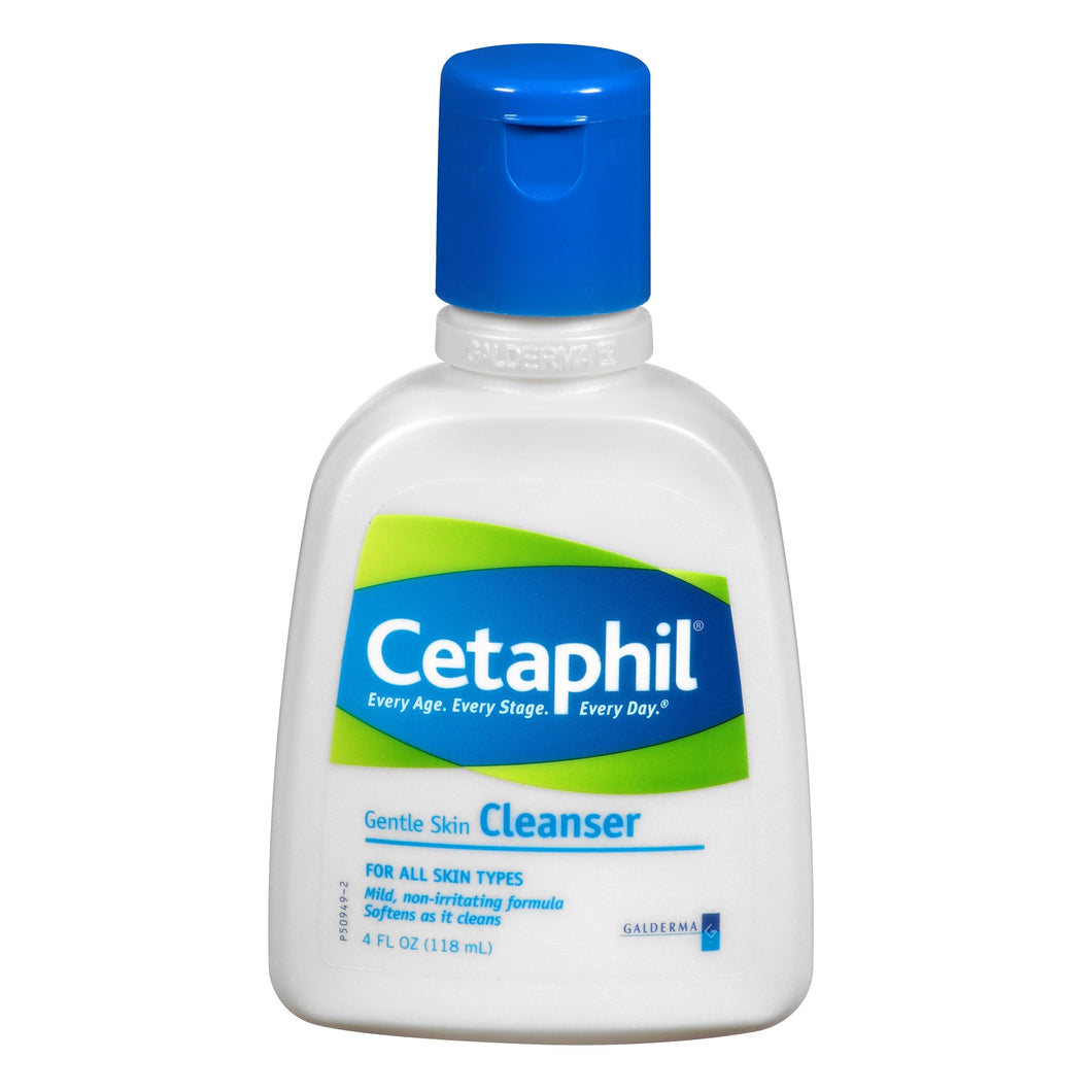 Cetaphil Gentle Skin Cleanser 4oz