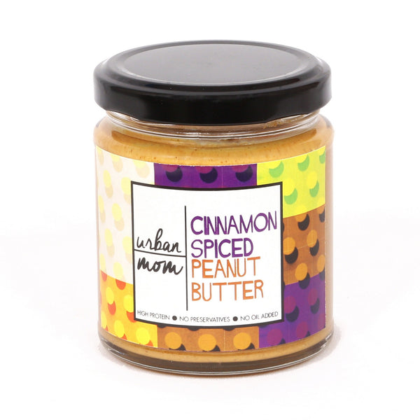 Urban Mom Cinnamon Spiced Peanut Butter