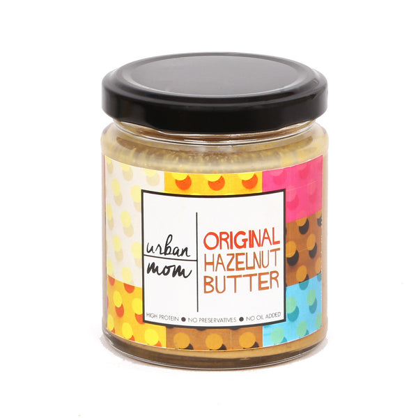 Urban Mom Original Hazelnut Butter