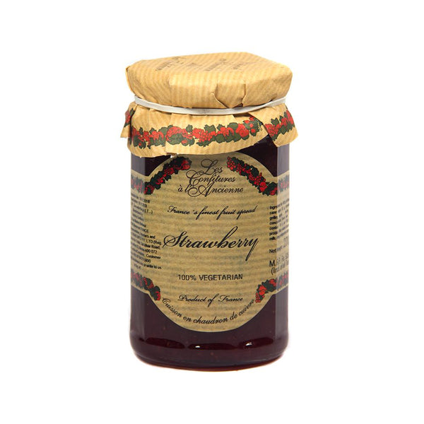 Confitures Wild Strawberry Fruit Spread