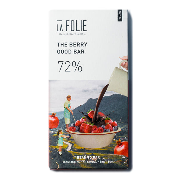 La Folie The Berry Good Bar