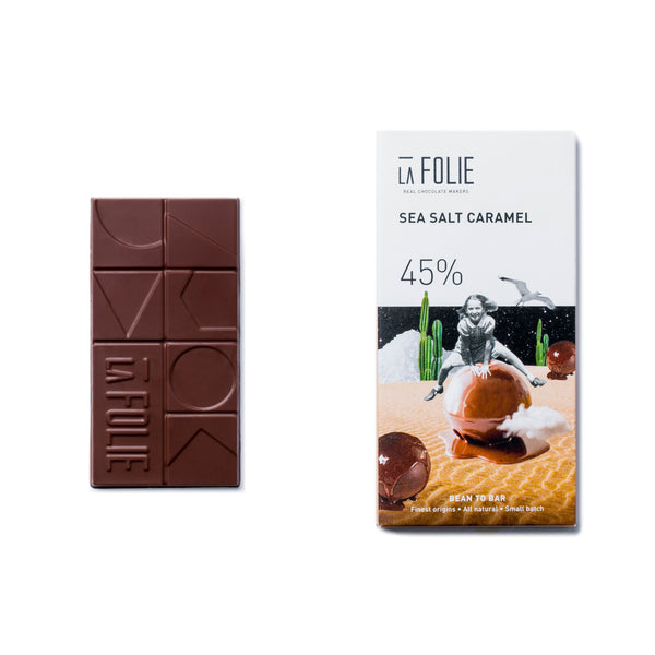 La Folie Sea Salt Caramel