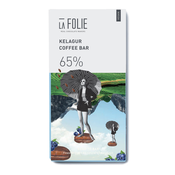 La Folie Kelagur Coffee Bar 65%