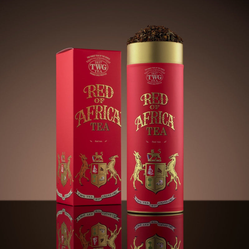 TWG Red of Africa Tea