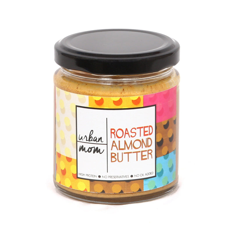 Urban Mom Roasted Almond Butter