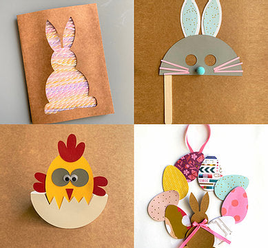Easter Surprise Craft Box