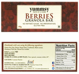 Yummsy Berries Granola Bar