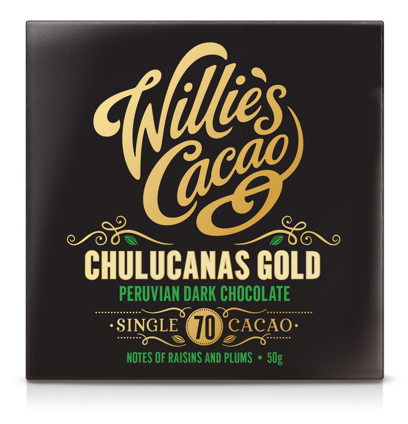 Willie's Cacao CHULUCANAS 70% Dark Chocolate