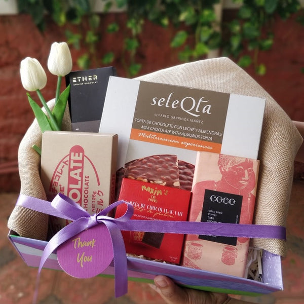 Chocolates of the World Hamper