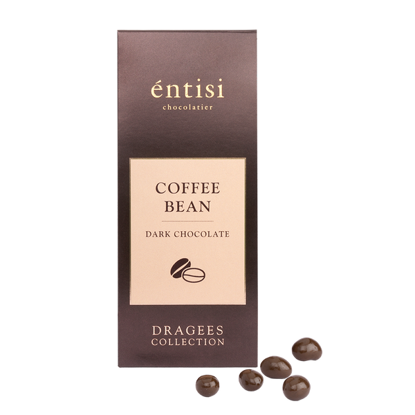 Entisi Coffee Bean Dragees