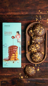 The Provenance Signature Hot Chocolate Mix Box with Hazelnut Cookies