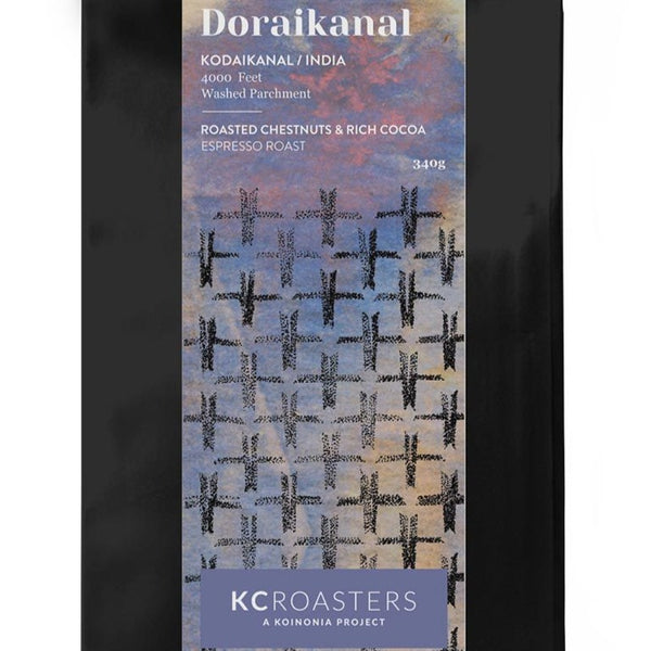 KC Roasters Doraikanal (Dark Roast Coffee)