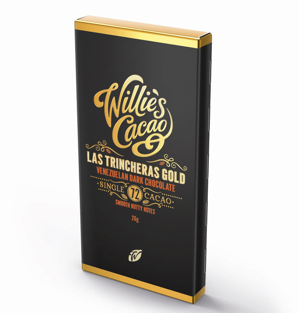 Willie's Cacao LAS TRINCHERAS 72% Dark Chocolate