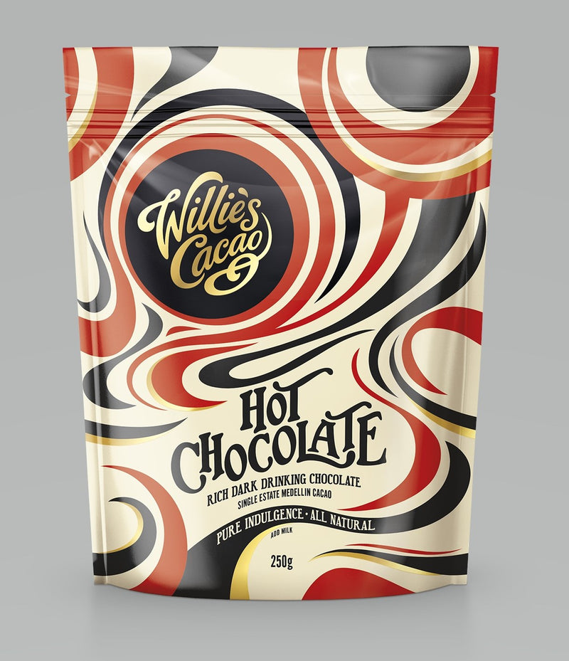 Willie's Cacao MEDELLIN 52% Hot Chocolate