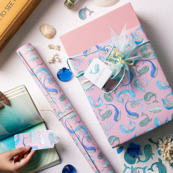 Whaley Good Gift Wrapping Paper
