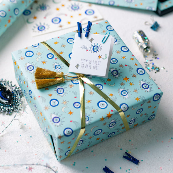 Eyes On You Gift Wrapping Paper