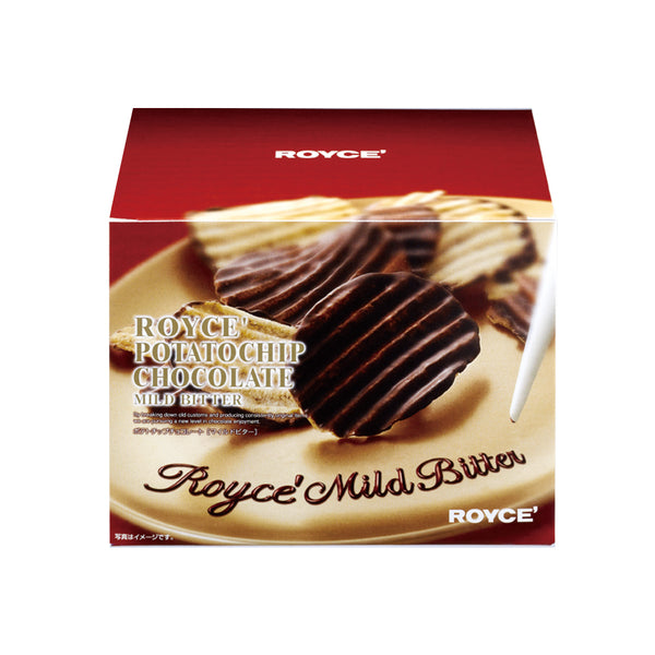 ROYCE' Potatochip Chocolate Mild Bitter