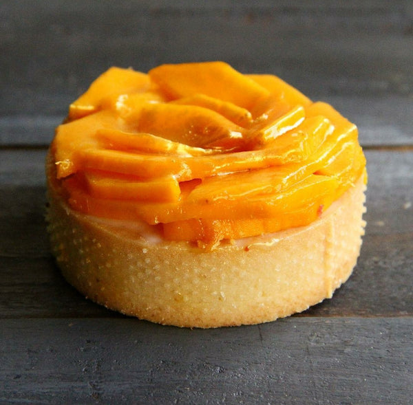 Mangoes & Cream Tarts - Pack of 4