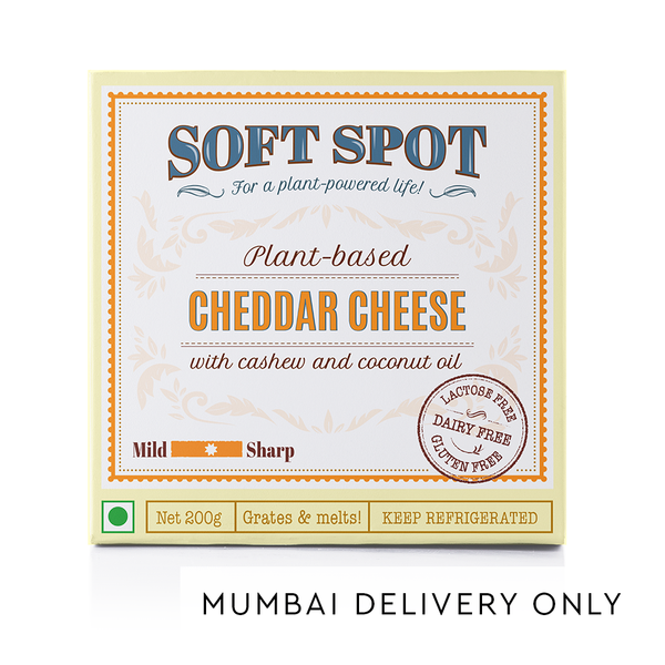 Soft Spot Foods- Mild Cheddar Cheese